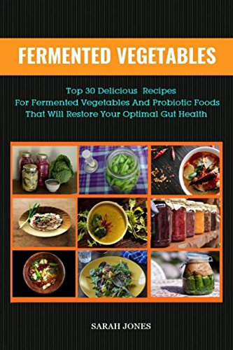 FERMENTED VEGETABLES Delicious Fermented Vegetables product image