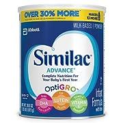 Similac Advance, Stage 1 Infant Formula 1.93 Lb (1 Canister)
