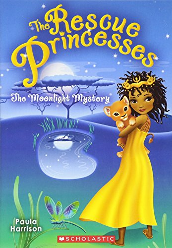 Rescue Princesses #3: The Moonlight Mystery -