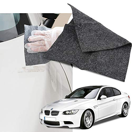 Transy Car Scratch Remover, Scratch Removal Smart Towel Polishing Clean Tool Automotive Repair Scratches Paint Remover