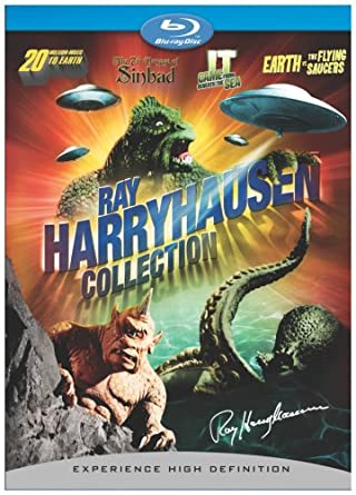 Ray Harryhausen Collection + BD Live (20 Million Miles to Earth, Earth vs.