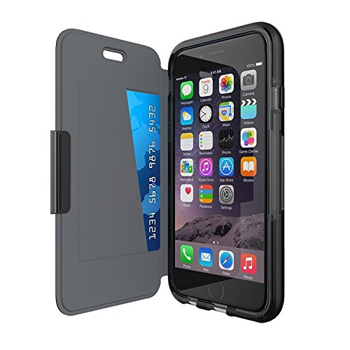 Tech21 Evo Wallet for iPhone 6 Plus, iPhone 6s Plus - Black