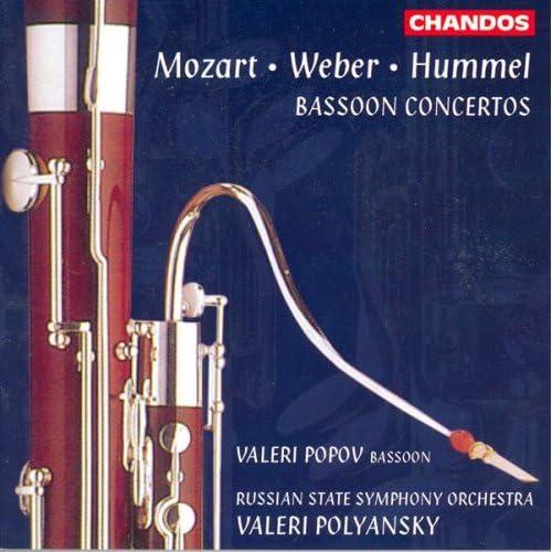 Bassoon Concerto in F Major, Op. 75, J. 127: II. Adagio