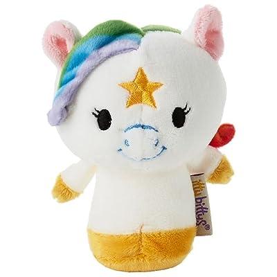 Hallmark itty bittys Rainbow Brite Starlite Stuffed Animal: Toys & Games