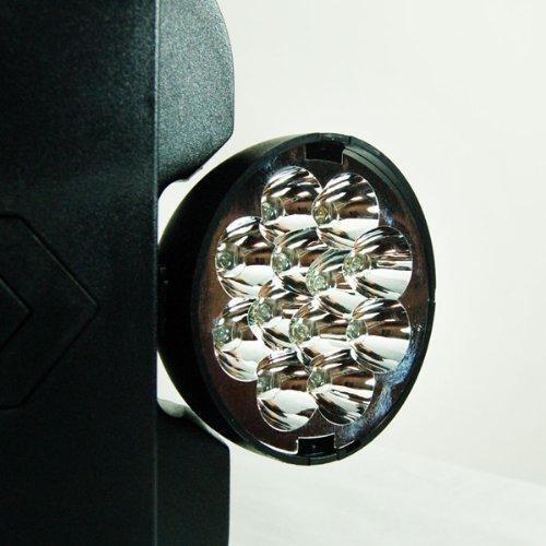 eTopLighting LED BLACK Exit Sign Emergency Light Combo with Battery Back-Up UL924 ETL listed, EL2BG-B-1 by eTopLighting (Image #7)