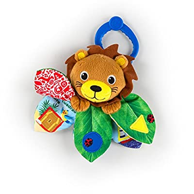 Baby Einstein Lion Toy, Discover and Go by Kids II that we recomend personally.