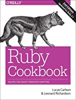 Ruby Cookbook, 2nd Edition Front Cover