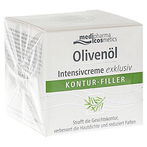 Olivenöl Intensivcreme exklusiv Kontur-Filler, 50 ml