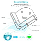 Baby Safety Corner Guards Clear (20 Pack) - CrazyLynX Smile Table Corner Guards Bumpers Protectors - Rubber Child Proofing Anti-Collision Safety Corner Protector for Desk Bed Cupboard Furniture Edge