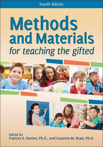 Methods and Materials for Teaching the Gifted (4th ed.)
