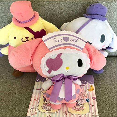 ナムコ サンリオキャラクターズ ゆめやみハロウィンBIGぬいぐるみ 3種 マイメロディ ポムポムプリン シナモロール