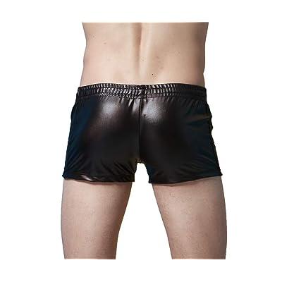 Clothestec Men's Low-Rise Sports Fitness Shorts at Men's Clothing store
