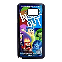 Protection Cover Samsung Galaxy Note 5 Cell Phone Case Black Inside Out Vkvot Durable Rubber Cases
