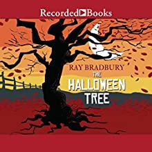 The Halloween Tree Audiobook by Ray Bradbury Narrated by Kirby Heyborne