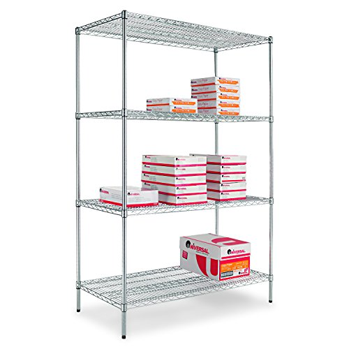 Wire Shelves (Silver) - 3