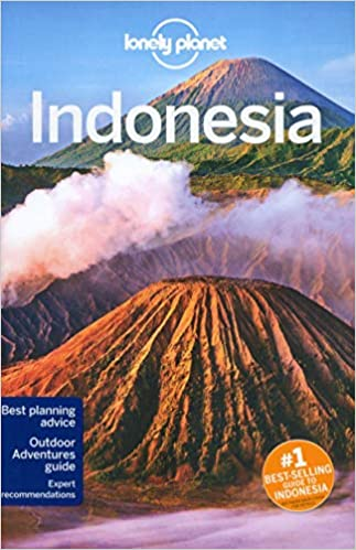 11th Editon Lonely Planet Indonesia 11th Ed.