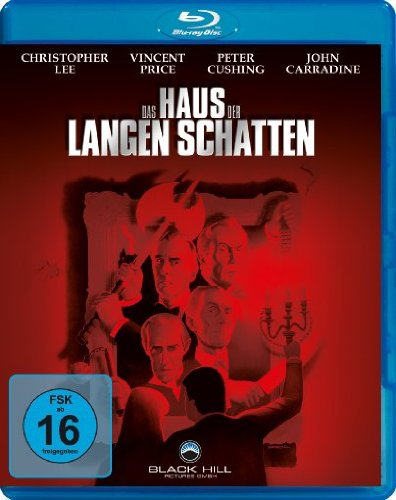 House Of The Long Shadows (1982) (Blu-ray)