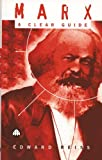 img - for Marx: A Clear Guide by Edward Reiss (1996-11-20) book / textbook / text book