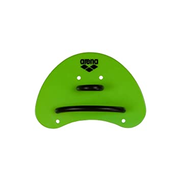 Amazon.com: Arena Elite Finger Paddle, Verde: Clothing