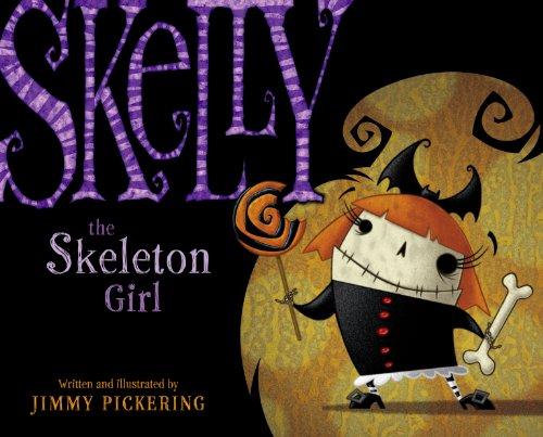 Skelly the Skeleton Girl (Jimmy Halloween)