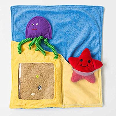 Fun and Function At the Beach Discovery Bag Toy and Sensory Motor Aid