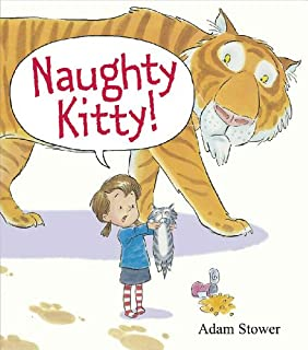 Book Cover: Naughty Kitty!