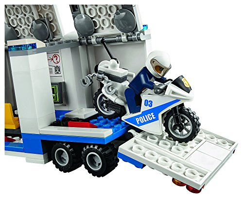LEGO City Police Mobile Command Center 60139 Building Toy by LEGO (Image #1)