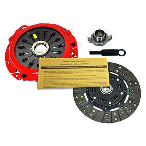 EFT STAGE 1 SPORT CLUTCH KIT for 1993-1999 MAZDA RX-7 TWIN TURBO - Disc 7 Twin Stage