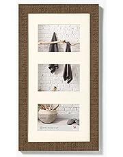 Huis houten fotolijst,zwart,10x15
