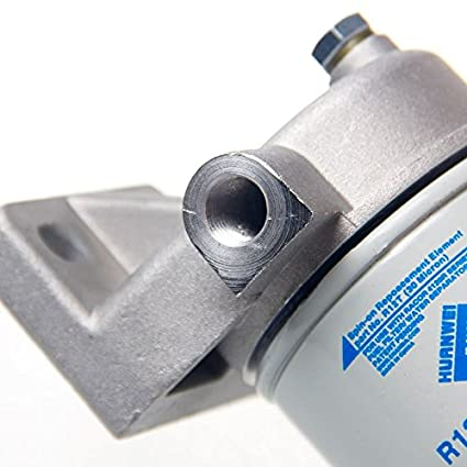 KATSU Tools Filtros de di/ésel tipo rastro