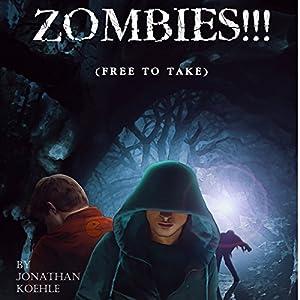 Zombies!!! Audiobook