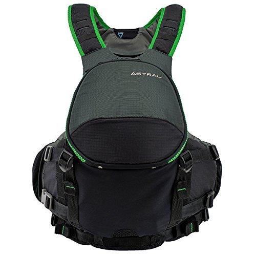 Astral Bluejacket Lifejacket: M/L - Green