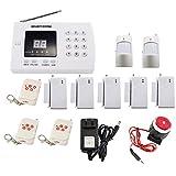 iMeshbean® Wireless Home Security Burglar Alarm System K05 99 Zones USA