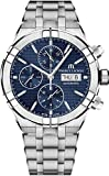 Maurice Lacroix Aikon Automatic Chronograph 44mm Watch | Blue