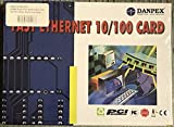 DANPEX 32-Bit Fast PCI Ethernet Network Card 10/100 Mbps Auto-Sensing