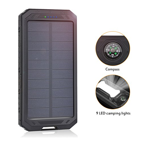 Solar Charger For Camera Battery - 3
