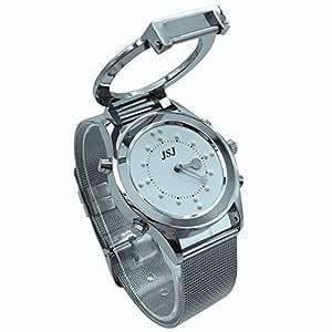 Reloj para Caballero, con Pantalla Braille y Voz En español ...
