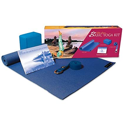 Amazon.com : Wai Lana Basic Yoga Kit : Yoga Starter Sets ...