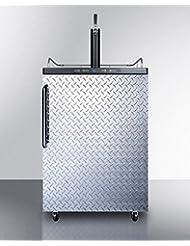 Summit SBC635MOSDPL Wine Dispenser, Stainless-Steel