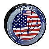 Joe Pavelski San Jose Sharks Signed Autographed Team USA Hockey Puck