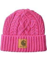 Kids' Acrylic Watch Hat, Fuchsia Pink (Youth), One Size