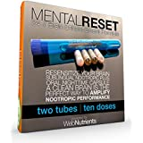 Mental Reset - 8 Sublingual & 2 Oral Caps Blended to Measurably Increase Performance of Nootropics.