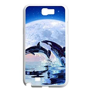 Dolphin Classic Personalized Phone For Case Iphone 6Plus 5.5inch Cover ,custom ygtg519028