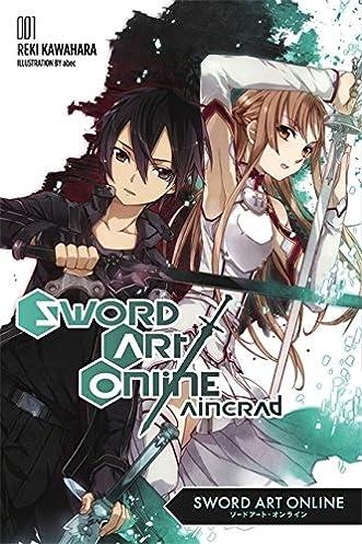 sword art online 1 aincrad light novel amazon co uk reki rh amazon co uk picsart online pic art online photo