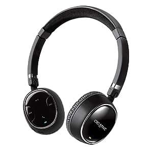 Amazon.com: Creative WP-350 Wireless Bluetooth Headphones