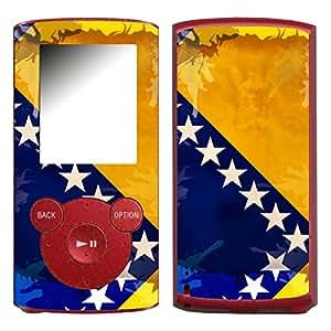 "Motivos Disagu Design Skin para Sony NWZ-E384: ""Bosnien-Herzegowina"""