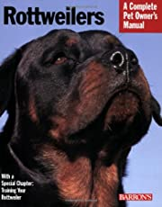 Rottweiler Behavior Explained A Love Of Rottweilers
