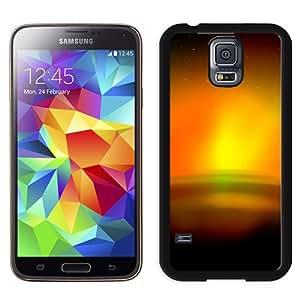 Aurora Sunrise Hard Plastic Samsung Galaxy S5 I9600 Protective Phone Case
