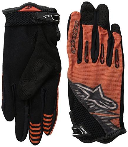 Flux Orange Homme Alpinestars Black Gants Spicy Zx55F7