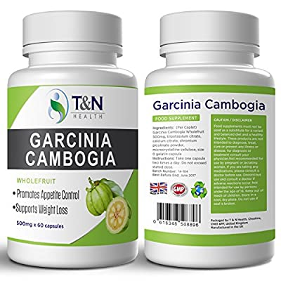 Garcinia Cambogia Fat Burning Pills - Lose Weight in a Month With The Best Slimming Pills For Extreme Weight Loss - For Men and Women Who Want Fast Results